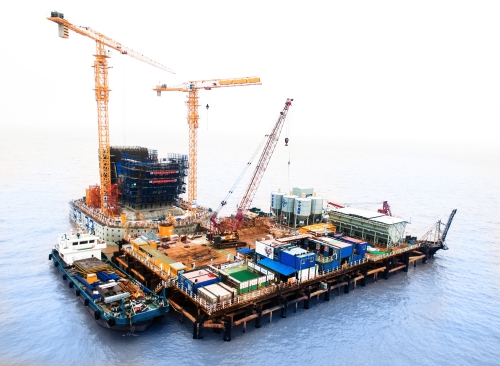 HZS120站-舟山港主通道项目第DSSG03标段